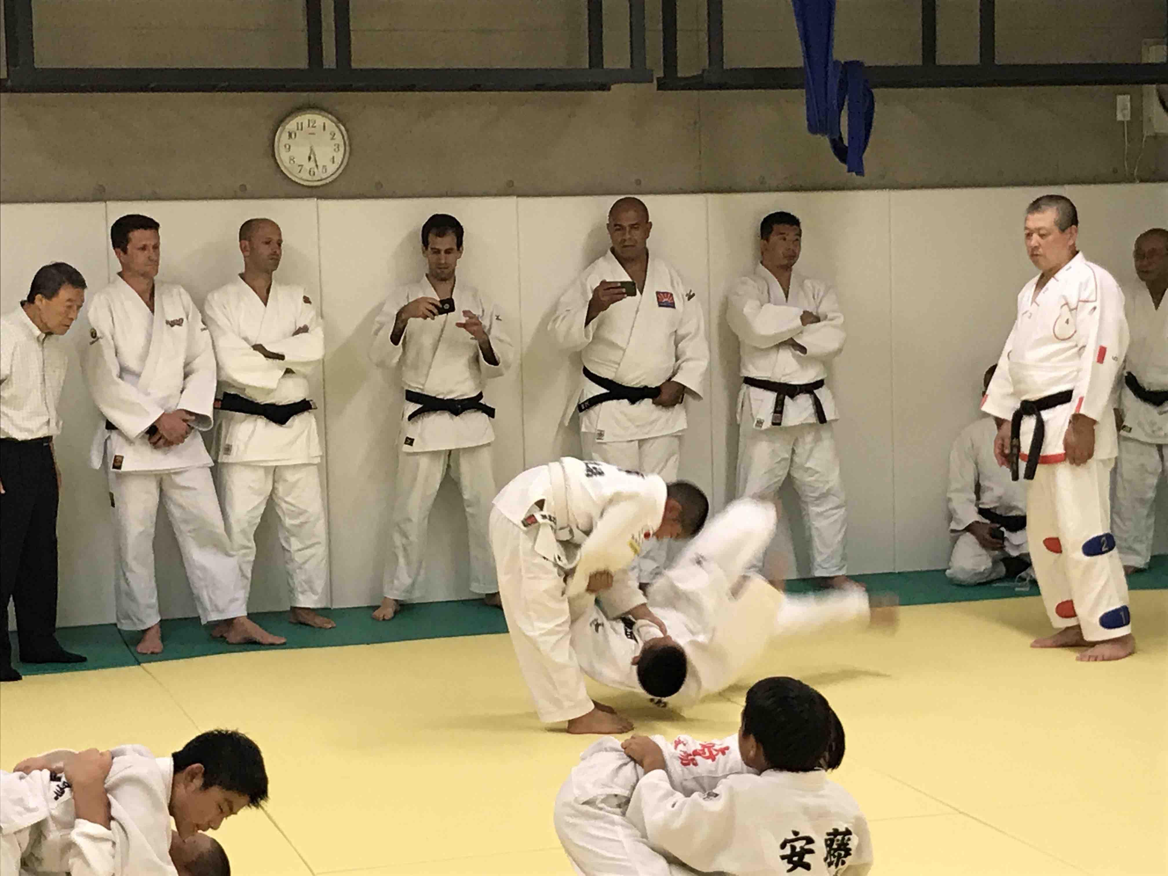 ディスカバリーキャンプ トゥモローズフレンズプログラム〜柔道の学校体育導入支援〜3