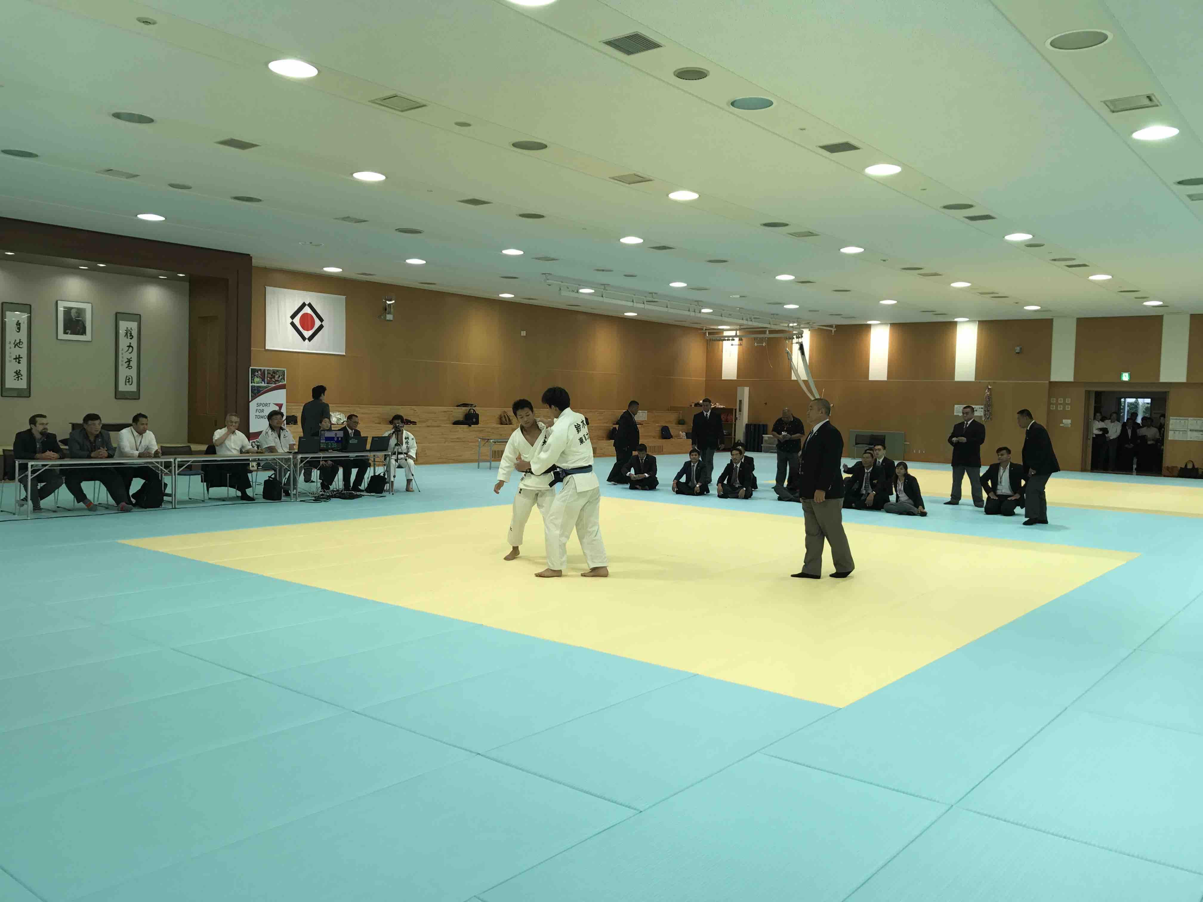 ASEAN 柔道審判・コーチ セミナー2