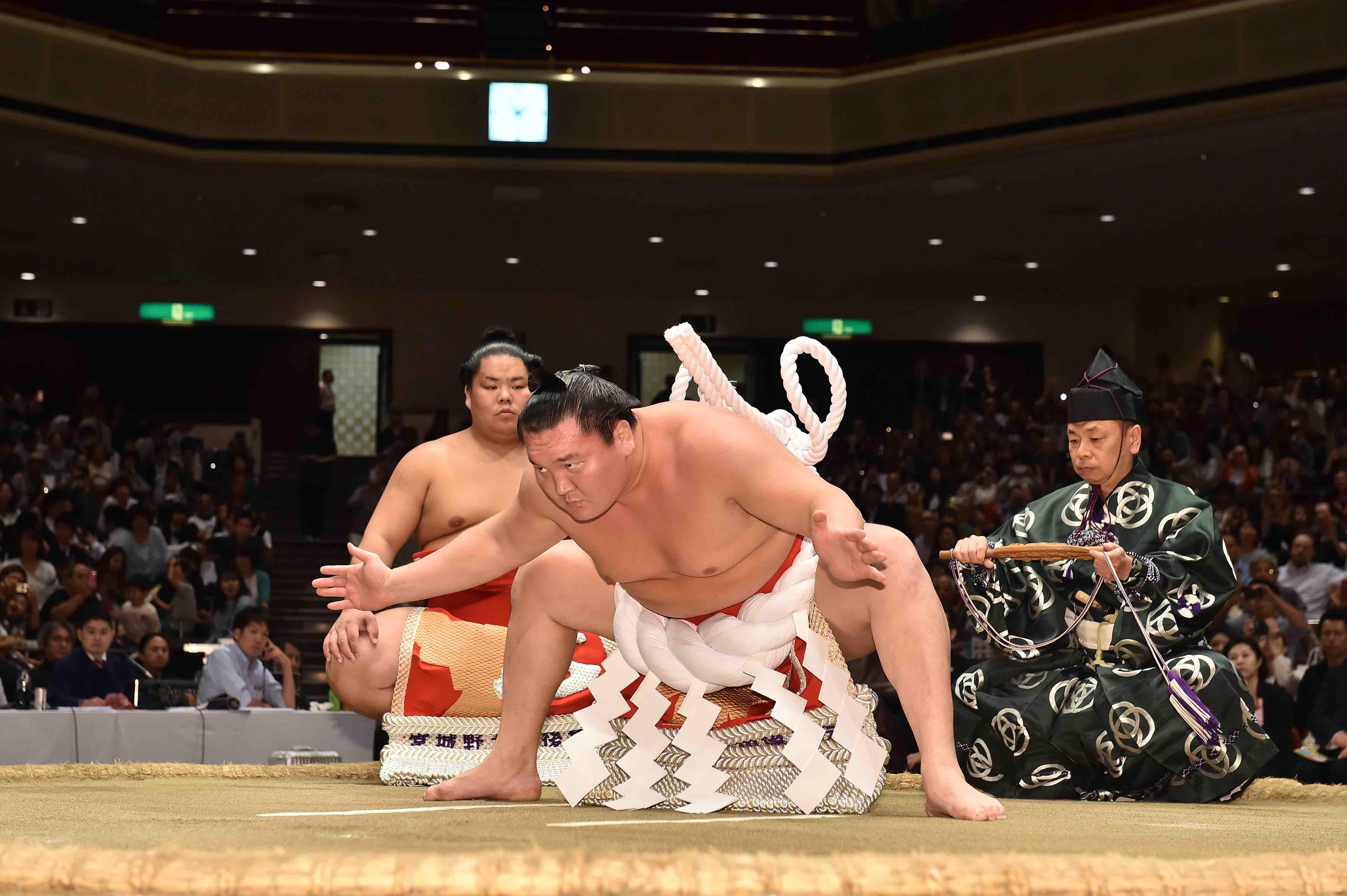 平成29年「大相撲beyond2020場所」1