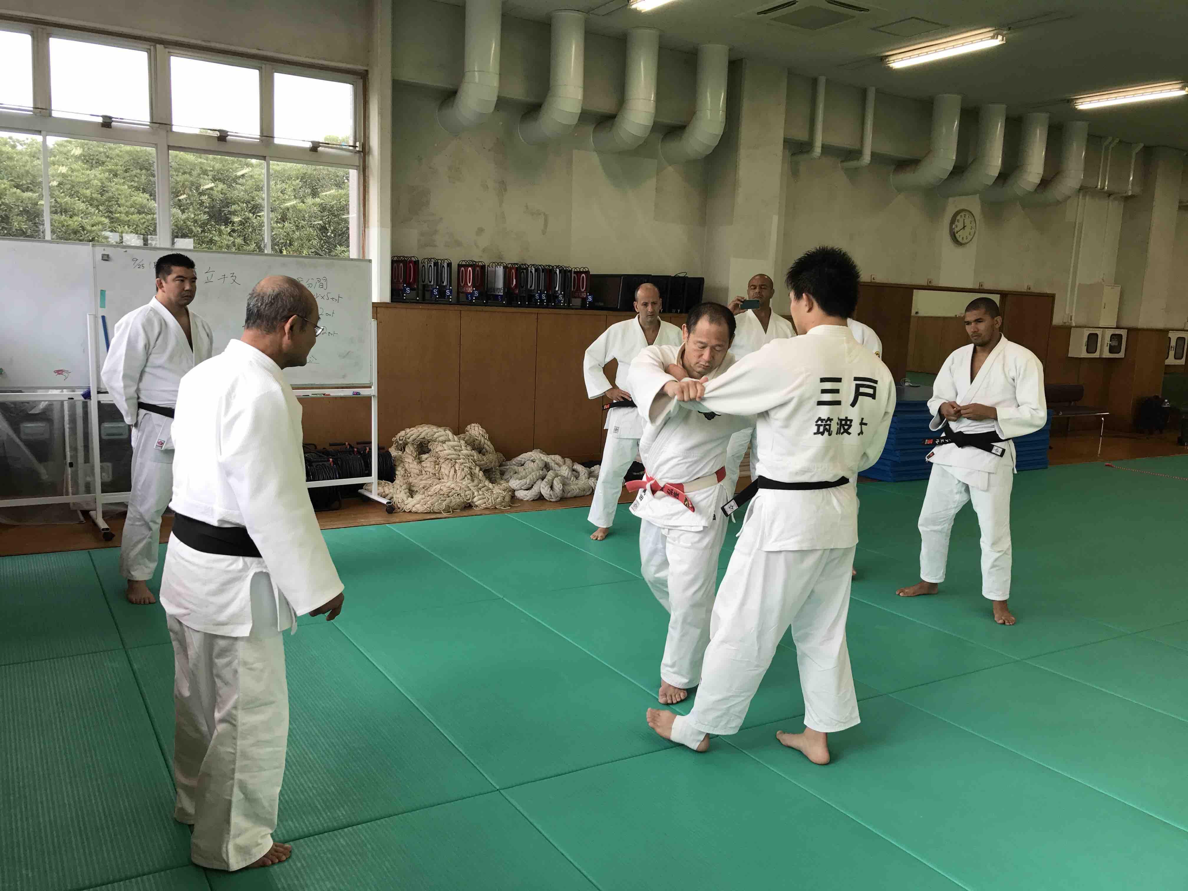 ディスカバリーキャンプ トゥモローズフレンズプログラム〜柔道の学校体育導入支援〜2