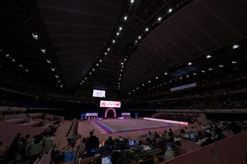 イオンカップ2017世界新体操クラブ選手権2