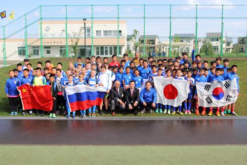 第15回日韓親善少年サッカー交流事業2