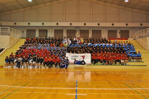 サニックスカップU-17国際ハンドボール交流大会2017(第10回)1