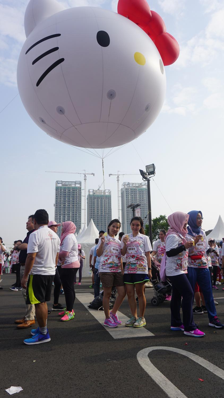Hello Kitty Run Indonesia 20173