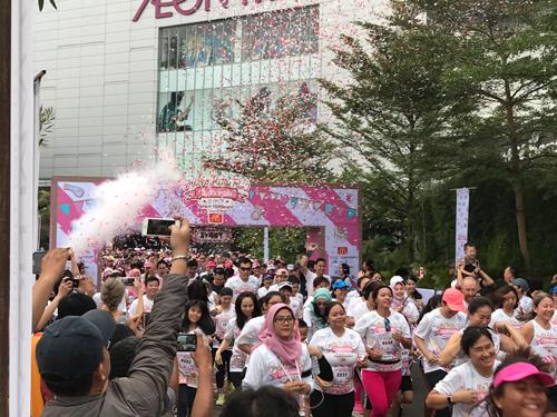 Hello Kitty Run Indonesia 20171