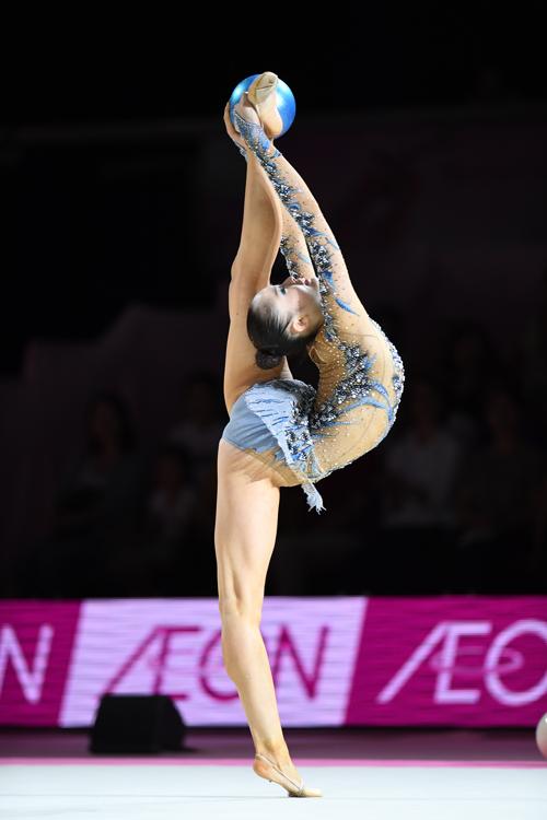 イオンカップ2016世界新体操クラブ選手権3
