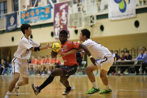 サニックスカップU-17国際ハンドボール交流大会2017(第10回)5