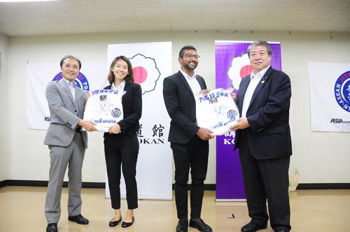 柔道交流事業「日アセアンJITA-KYOEI PROJECT」 国際セミナー2