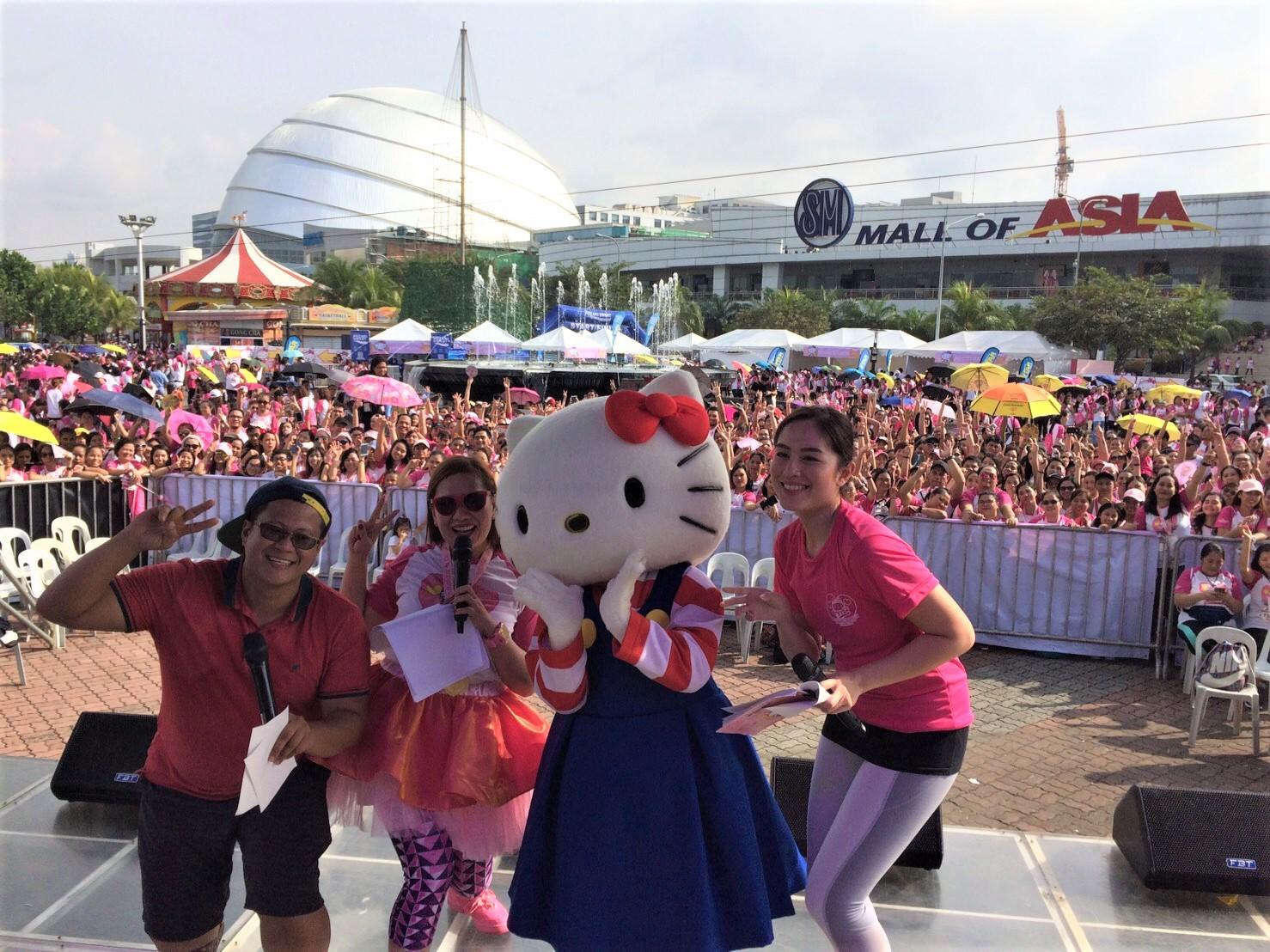 Hello Kitty Run Manila 20172