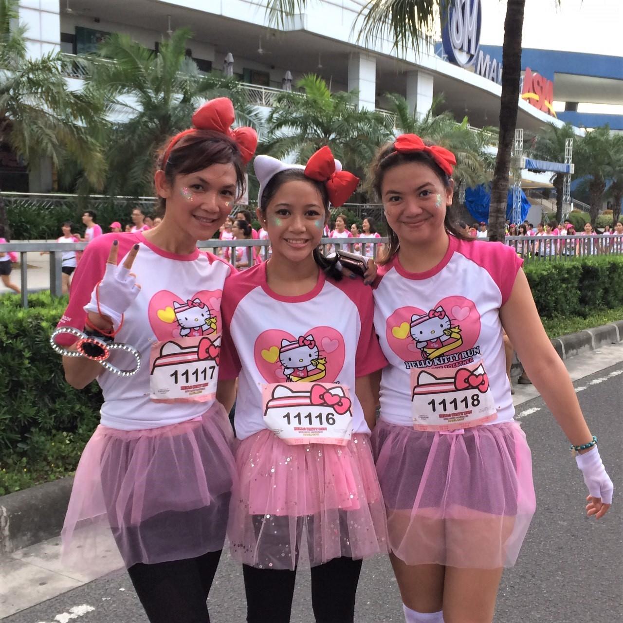 Hello Kitty Run Manila 20173