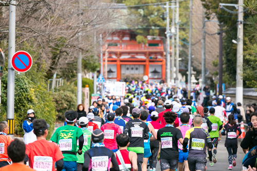 京都マラソン20172