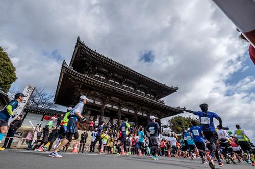 京都マラソン20171