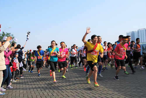 Japanese EKIDEN 2017 in Vietnam2