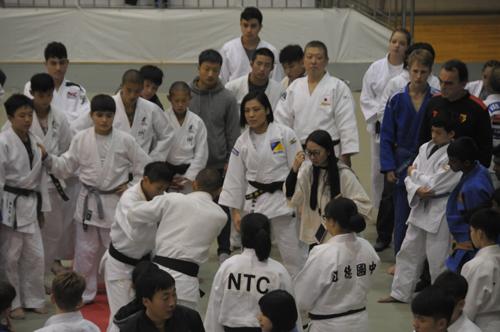 2017サニックス旗福岡国際中学生柔道大会(男子第15回目、女子第6回)8