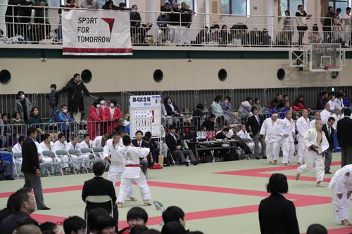 2017サニックス旗福岡国際中学生柔道大会(男子第15回目、女子第6回)2