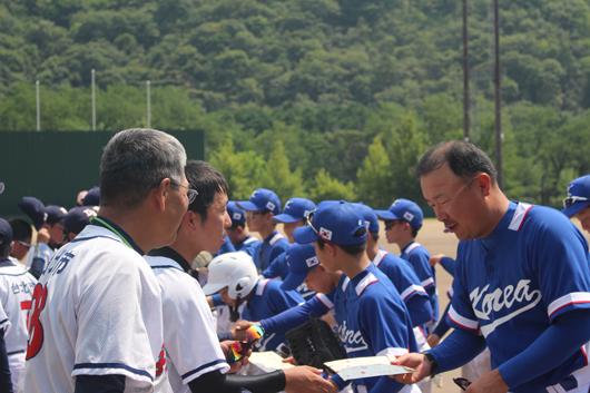 第1回国際親善少年野球西脇大会SPS CUP4