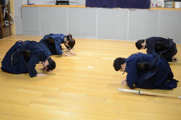 訪日外国人向け剣道体験【SAMURAI TRIP】2