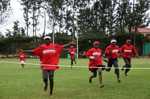 GSAドリームキャンプ(Nature & Sport Training Camps 2017<br/>– ケニアでUNDOKAIの実施 –4