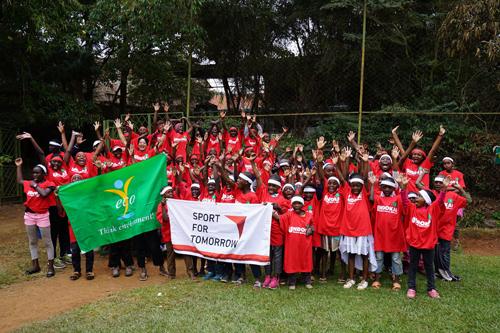 GSAドリームキャンプ(Nature & Sport Training Camps 2017<br/>– ケニアでUNDOKAIの実施 –3