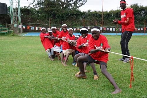GSAドリームキャンプ(Nature & Sport Training Camps 2017<br/>– ケニアでUNDOKAIの実施 –1