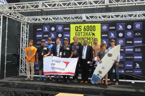 Surf for Smile 南アフリカにサーフボードを贈るプロジェクト4