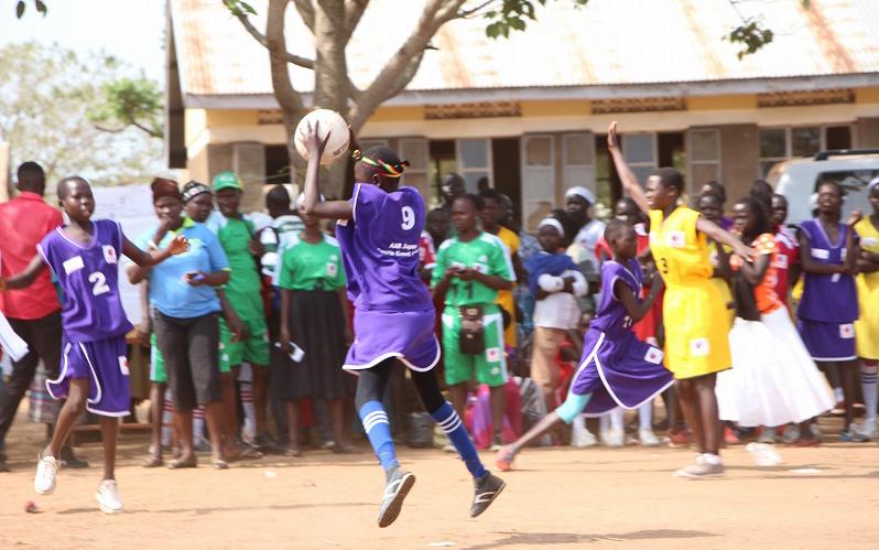 ウガンダ北部の南スーダン難民居住地における教育支援3
