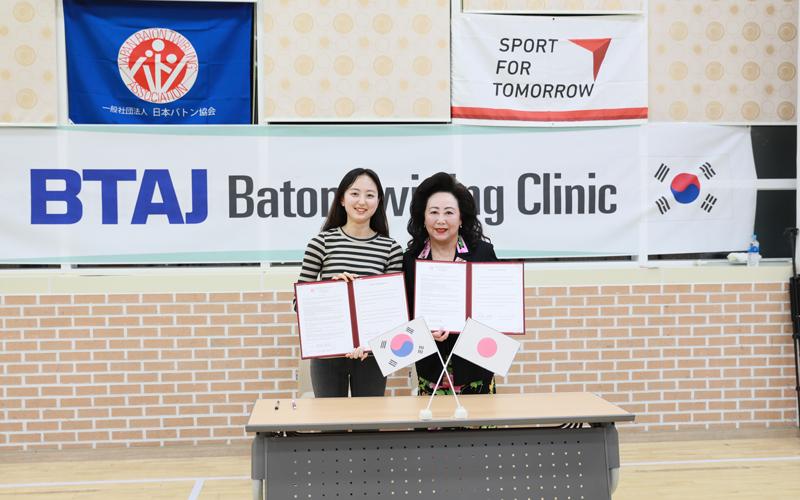 【South Korea】Promotion of Baton Twirling in South Korea #22
