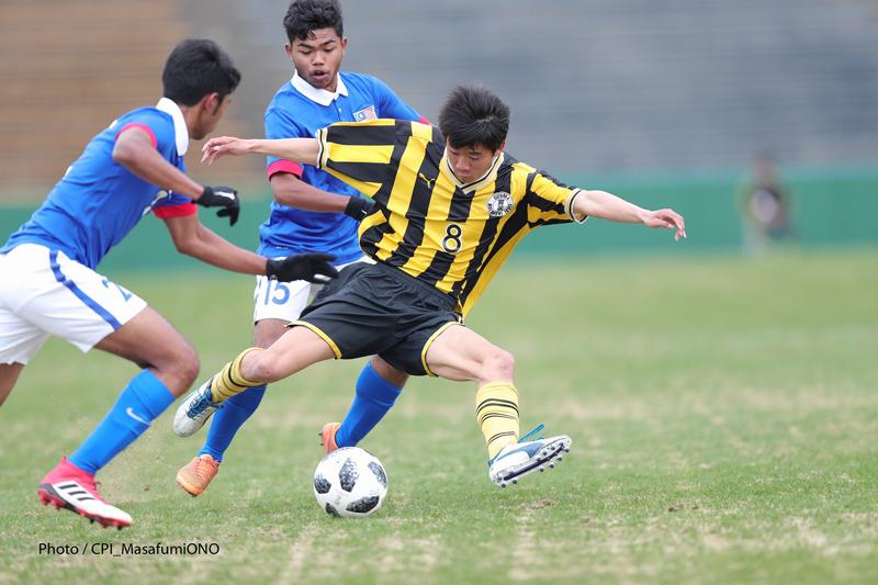 サニックス杯国際ユースサッカー大会20181