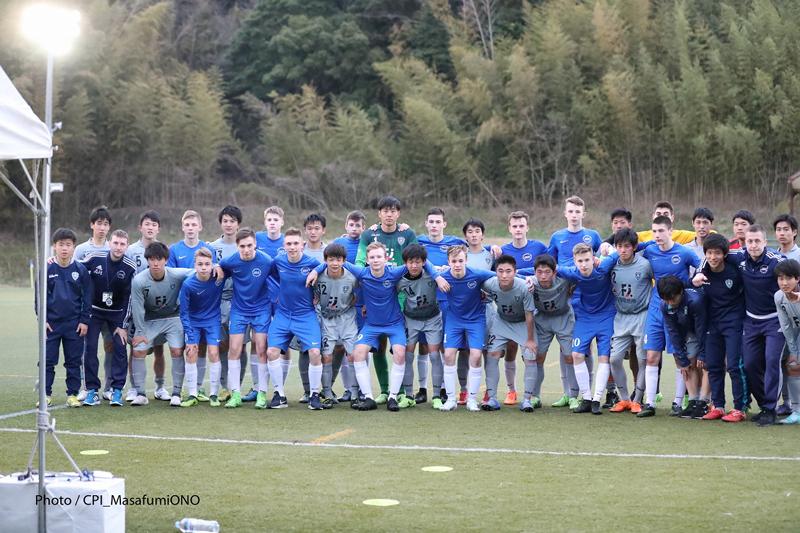 サニックス杯国際ユースサッカー大会20183