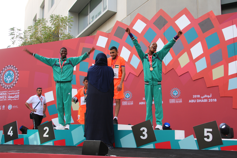 【Sudan】Support for Sudan Delegation to Special Olympics Middle-East/North Africa 9th Regional Games3
