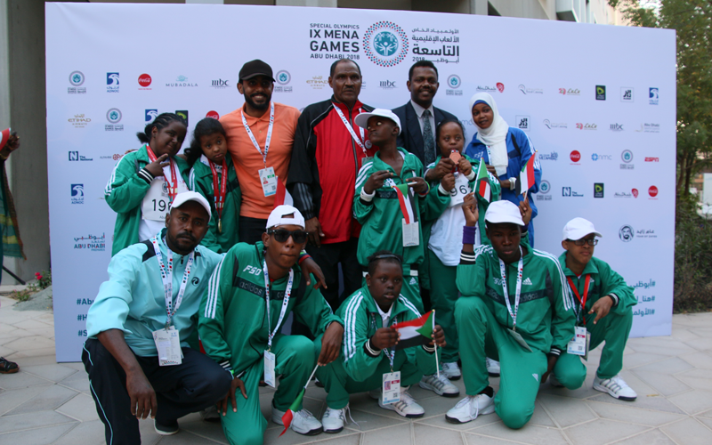 【Sudan】Support for Sudan Delegation to Special Olympics Middle-East/North Africa 9th Regional Games1