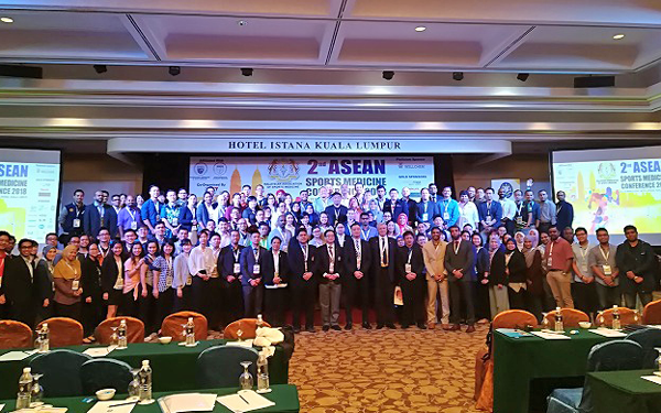 【Malaysia】The 2nd ASEAN Sports Medicine Conference 20181