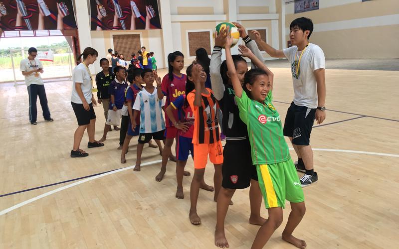 Diversity Voyage in Phnom Penh 2018 Summer3