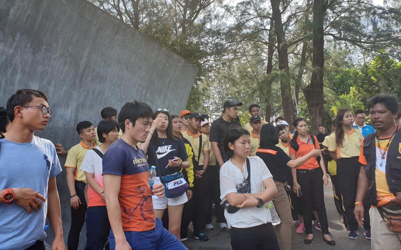 【Thailand】Charity Marathon Event for Sumatra Earthquake and Tsunami in Andaman3