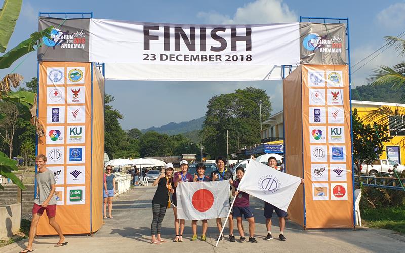 【Thailand】Charity Marathon Event for Sumatra Earthquake and Tsunami in Andaman2