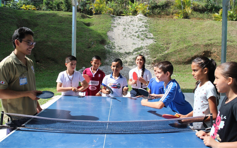 【Costa Rica】Japan International Cooperation Agency Activity Report: Expanding Sports Options for Children in Rural Areas of Costa Rica in Central America3