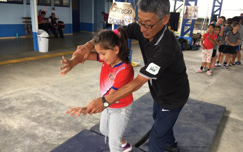 【Costa Rica】Japan International Cooperation Agency Activity Report: Expanding Sports Options for Children in Rural Areas of Costa Rica in Central America4
