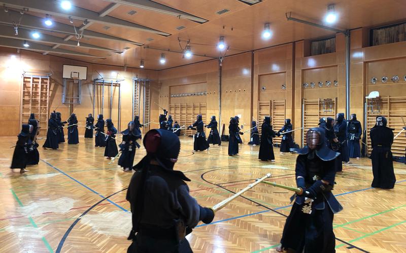 【Austria】Kendo Skills Enhancement and International Promotion Programme in Europe, International Budo University1