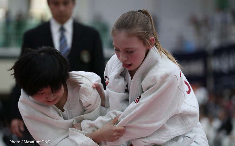 The 16th SANIX International Juvenile Judo Team Championships 2018 in Fukuoka1