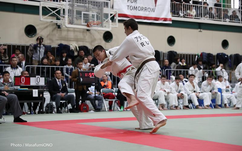 The 16th SANIX International Juvenile Judo Team Championships 2018 in Fukuoka2
