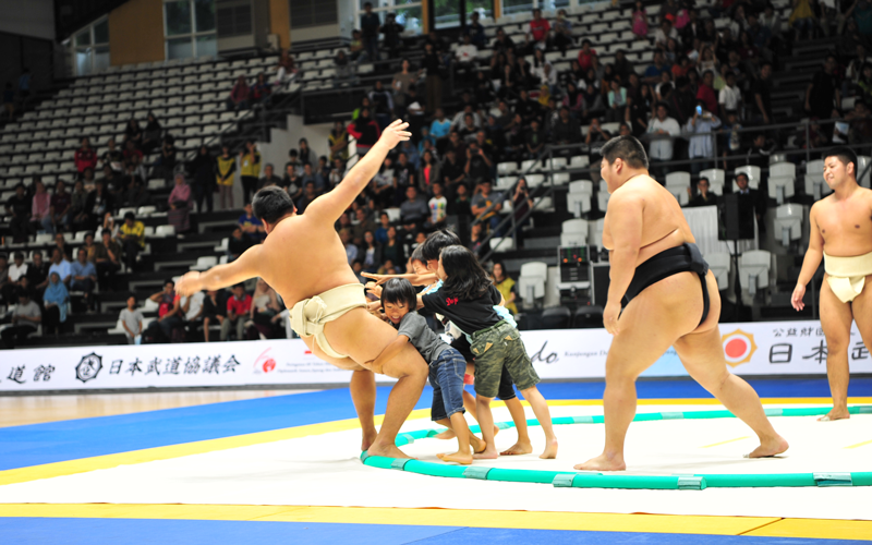 【Indonesia】Project Commemorating 60 Years of Diplomatic Relations Between Japan and Indonesia: National Martial Arts Team of Japan Dispatched in 20184
