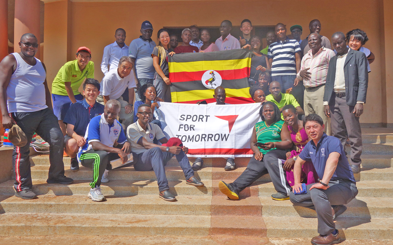 【Uganda】Japan Sports Agency Commissioned Project: <br/>Support for Preparation of Physical Education Teacher's Manual for Elementary School Educators in the Republic of Uganda<br/> (project re-outsourced by the Japan Sport Council)1
