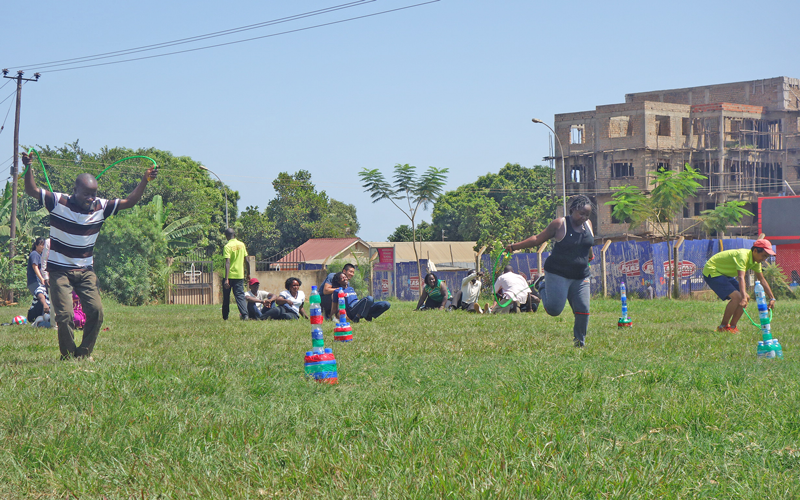 【Uganda】Japan Sports Agency Commissioned Project: <br/>Support for Preparation of Physical Education Teacher's Manual for Elementary School Educators in the Republic of Uganda<br/> (project re-outsourced by the Japan Sport Council)2