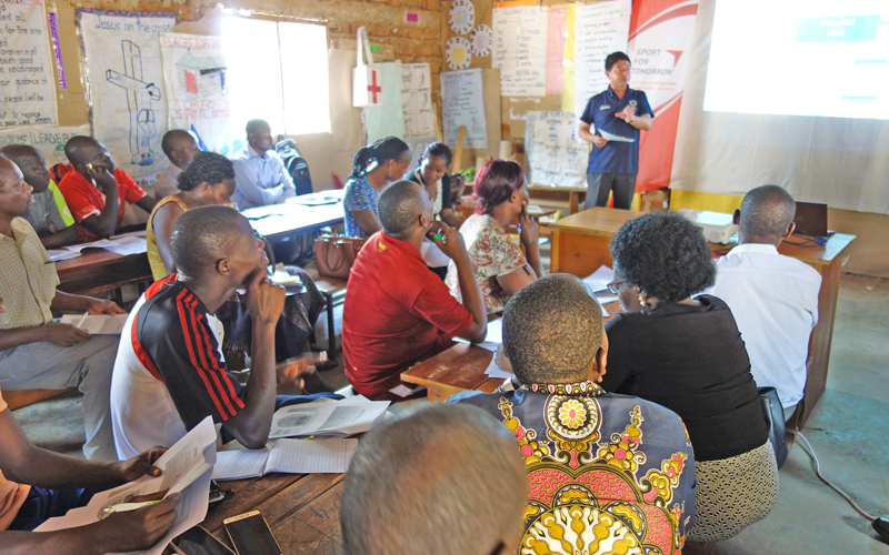【Uganda】Japan Sports Agency Commissioned Project: <br/>Support for Preparation of Physical Education Teacher's Manual for Elementary School Educators in the Republic of Uganda<br/> (project re-outsourced by the Japan Sport Council)3