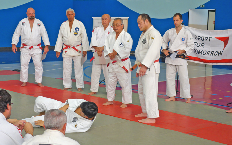 Japan Sports Agency Commissioned Project: Support for Introducing Judo to Public Education in Brazil — Dispatching Judo Instructors3