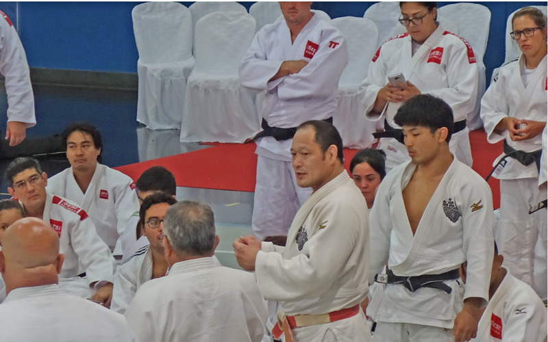 Japan Sports Agency Commissioned Project: Support for Introducing Judo to Public Education in Brazil — Dispatching Judo Instructors4