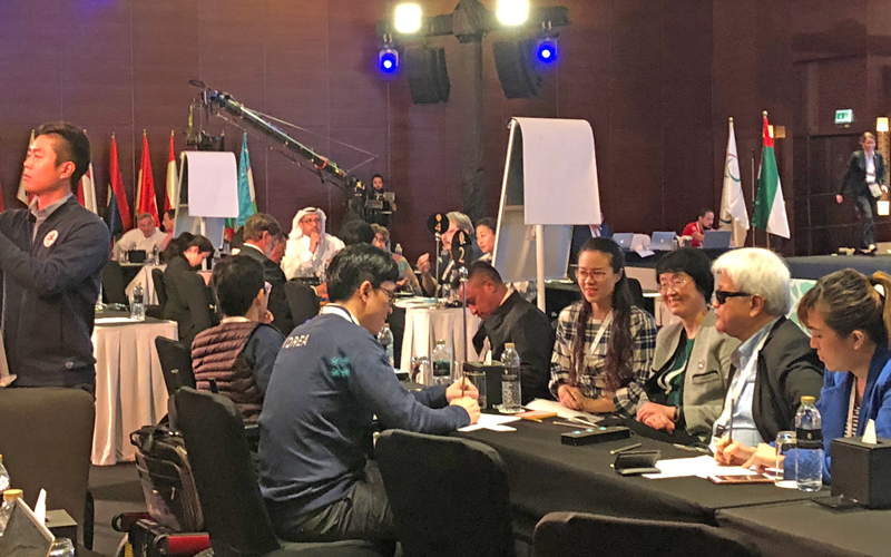 Japan Sports Agency Commissioned Project: Presentation at APC General Assembly and Conference on Workshop on Promoting Women's Participation in Para Sports in Asia3