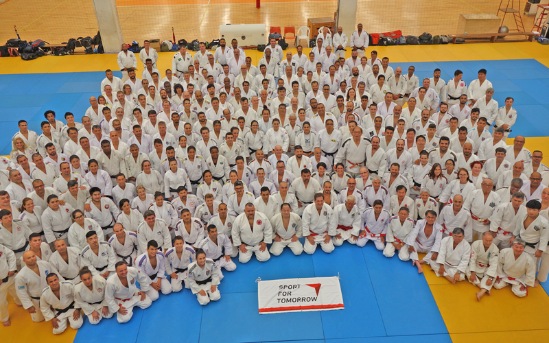 Japan Sports Agency Commissioned Project: Support for Introducing Judo to Public Education in Brazil — Dispatching Judo Instructors1
