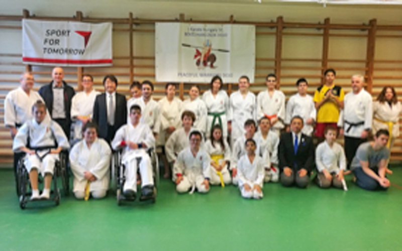 Japan Sports Agency Commissioned Project: Support for Spreading Symbiotic Sports (recommissioned by the JSC)2