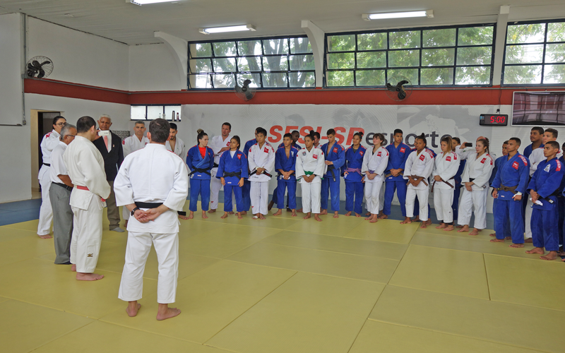 Japan Sports Agency Commissioned Project: Support for Introducing Judo to Public Education in Brazil — Dispatching Judo Instructors5